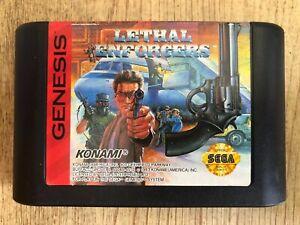 Lethal-Enforcers-Sega-Genesis-Game-Only