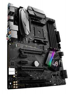 Asus ROG STRIX B350-F Gaming AMD Socket AM4 DDR4 ATX AURA ...