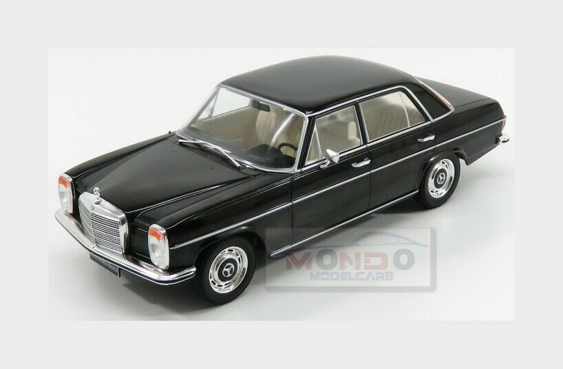 Mercedes Benz 220D 8 (W115) 1972 nero MCG 1 18 MCG18117
