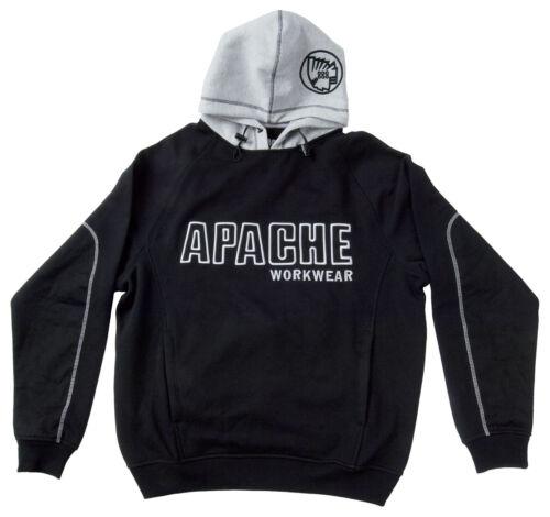 Reinforced Arms Apache Hoody Hooded Sweatshirt APHOODSWEAT