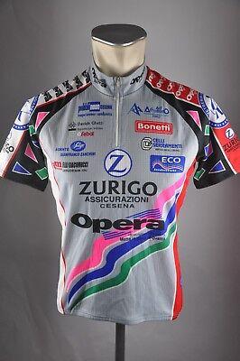 Alexander Zurigo Rad Trikot Radtrikot Gr M - 52cm Bike Cycling Jersey Shirt D2