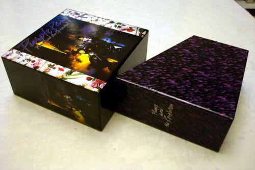 Prince-amp-The-Revolution-Purple-Rain-PROMO-EMPTY-BOX-for-jewel-case-mini-lp-cd