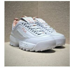 Details about FILA Disruptor II,2 Fashion Sneakers For Women Athletic Shoes  FS1HTA1074X