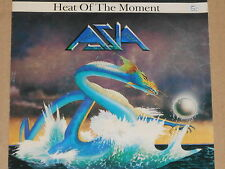 """ASIA -Heat Of The Moment- 7"""" 45"""