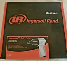 Ingersoll Rand 212 38 Inch Super Duty Air Impact Wrench New Free Shipping