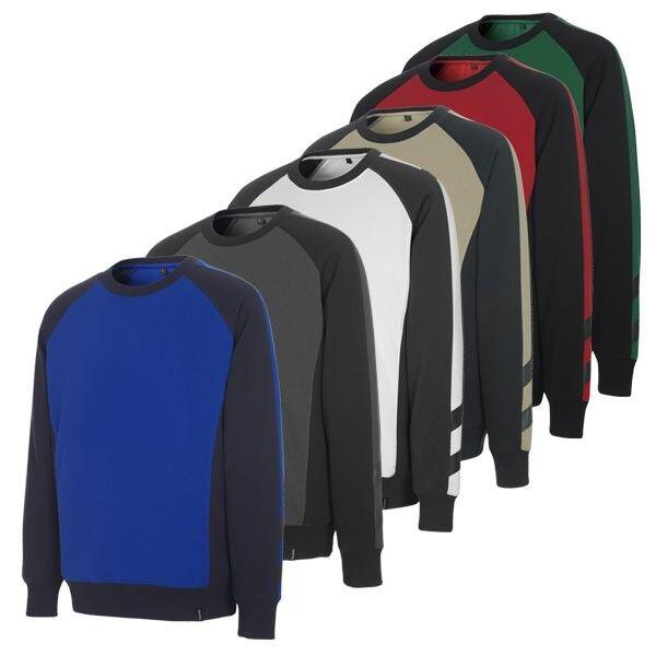 Mascot Sweatshirt zweifarbig Reflexeffekte