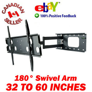 32-60-INCH-SWIVEL-ARTICULATING-PLASMA-LCD-LED-TV-WALL-MOUNT-40-42-47-50-52-55