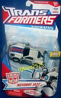 Transformers Animated Deluxe Class Autobot Jazz 2010
