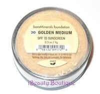 Bare Escentuals Bareminerals Golden Medium Large .3oz/9g