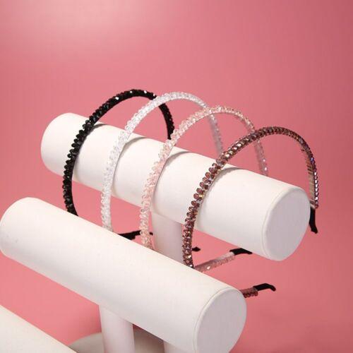 Headband Hairwear Accessories Hair Band Wedding Jewelry Bead Rhinestone Party