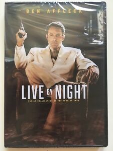 Live-by-night-DVD-NEUF-SOUS-BLISTER-Ben-Affleck