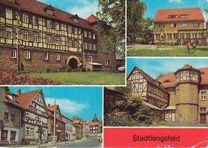 Stadtlengsfeld-Ansichtskarte-1982-gelaufen