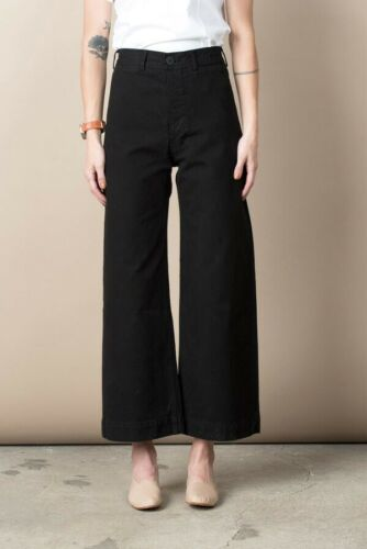 jesse kamm sailor pants Black Size 4