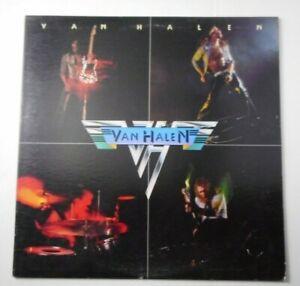 VAN   HALEN -----self titled -- RECORD LP--original inner sleeve