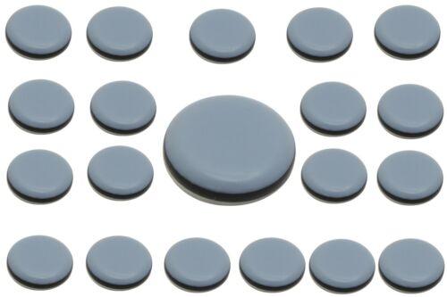 20 x Möbelgleiter Teflongleiter Supergleiter Teflon Gleiter selbstklebend 40mm