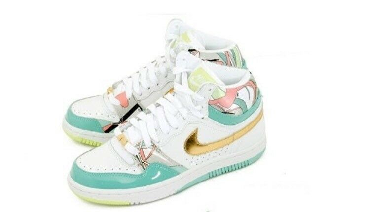 Emilio Pucci Nike Court Force - Vintage Calling All Sneaker Heads