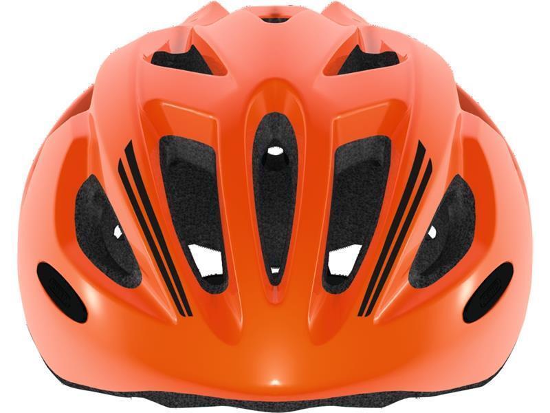 ABUS S-CENSION neon orange M Fahrradhelm