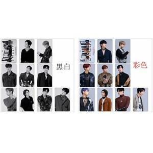 Kpop-SF9-NARCISSUS-Photocard-Sticker-Mini-Album-Photo-Stikcy-Card-10pcs-set