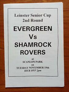 Evergreen-Kilkenny-v-Shamrock-Rovers