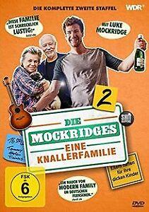 Die-Mockridges-Eine-Knallerfamilie-Staffel-2-de-Martin-B-DVD-etat-bon