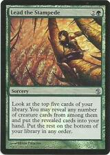 1x Foil - Lead the Stampede - Magic the Gathering MTG Mirrodin Besieged