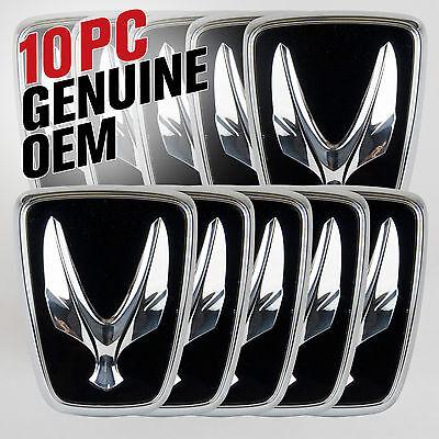 2012 2013 Hyundai EQUUS Centennial OEM VS500 Emblem Badge Hyundai-Mobis 86311-3N010
