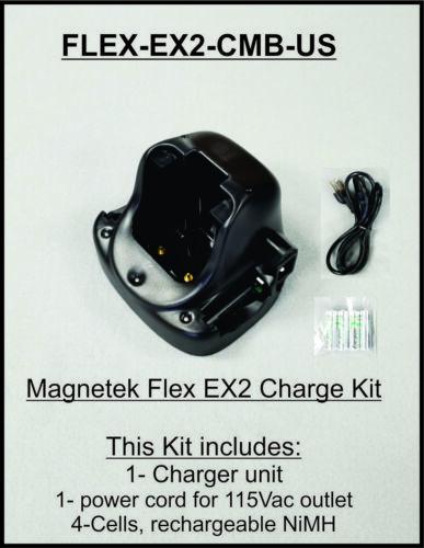 Magnetek Charging Station NiMH Battery Kit  FLEX-EX2-CMB-US radio remote control