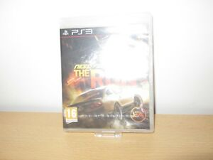 Need-For-Speed-The-Run-PS3-Nuovo-Sigillato-UK-Pal-Sony-Playstation-3-Pal