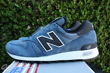 NEW BALANCE 1300 SZ 10 HERITAGE MADE IN USA BLUE BLACK WHITE M1300CHR