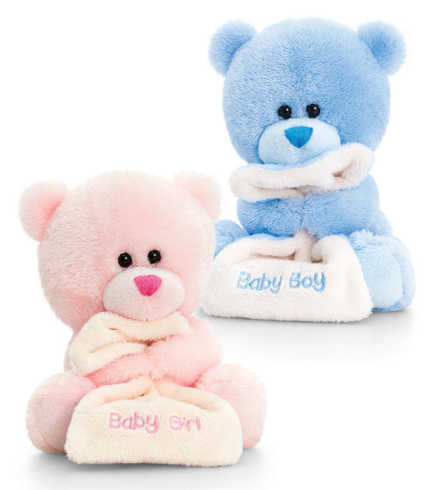 Plüschtier Teddy Bär Kuscheltier Baby Boy & Girl Stofftier Pipp