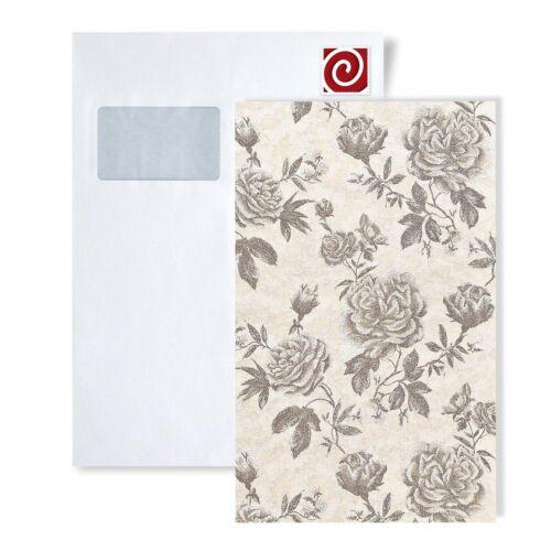 Tapeten MUSTER EDEM 687-SerieVliestapete Blumen Florales Muster Rosen