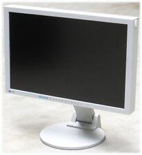 "24"" TFT LCD Eizo flexscan s2433w 1920x1200 S-PVA pivot monitor sin fußabdeckung"