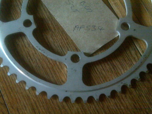 NOS 52 TOOTH   118BCD ALLOY  3//32 CHAINRING