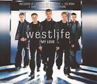 WESTLIFE - My Love (UK 3 Track Enhanced CD Single Pt 1)