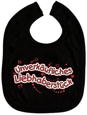 Lätzchen Bike unverkäufliches Liebhaberstück Schlabberlätzchen 07074 schwarz