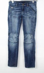 G-STAR RAW Women Elva Tapered WMN Jeans Size W29 L32