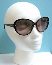 d9de6aa40aa Christian Dior XLYD8 Pondichery F Tortoise Round Cat Eye Sunglasses  55-16-135