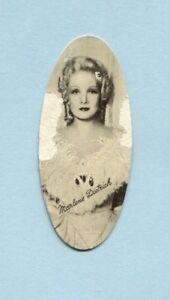 1934-Marlene-Dietrich-Carreras-Film-Stars-Trading-Card-Hollywood-Movies