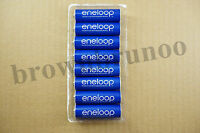 Panasonic Eneloop Ni-mh 8 Aa Rechargeable Batteries 2000 Mah Pre-charged 4th Gen
