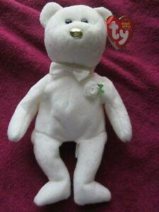 Ty Beanie Babies His Groom Teddy Bear 2003