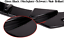 02-03 Heck Spoiler CUP Dachspoiler Ansatz schwarz für Ford Focus RS MK1 Bj