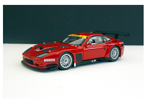 Ferrari 575 Gtc Evolution Rouge 08392b 1/18 Kyosho