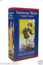 UNIVERSAL FAMOUS RIDER WAITE TAROT CARDS DECK PAMELA COLMAN SMITH NIB DIVINATION