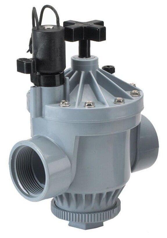 Toro 200B SERIES SOLENOID VALVE Double Beaded Diaphragm *USA Brand- 40mm Or 50mm