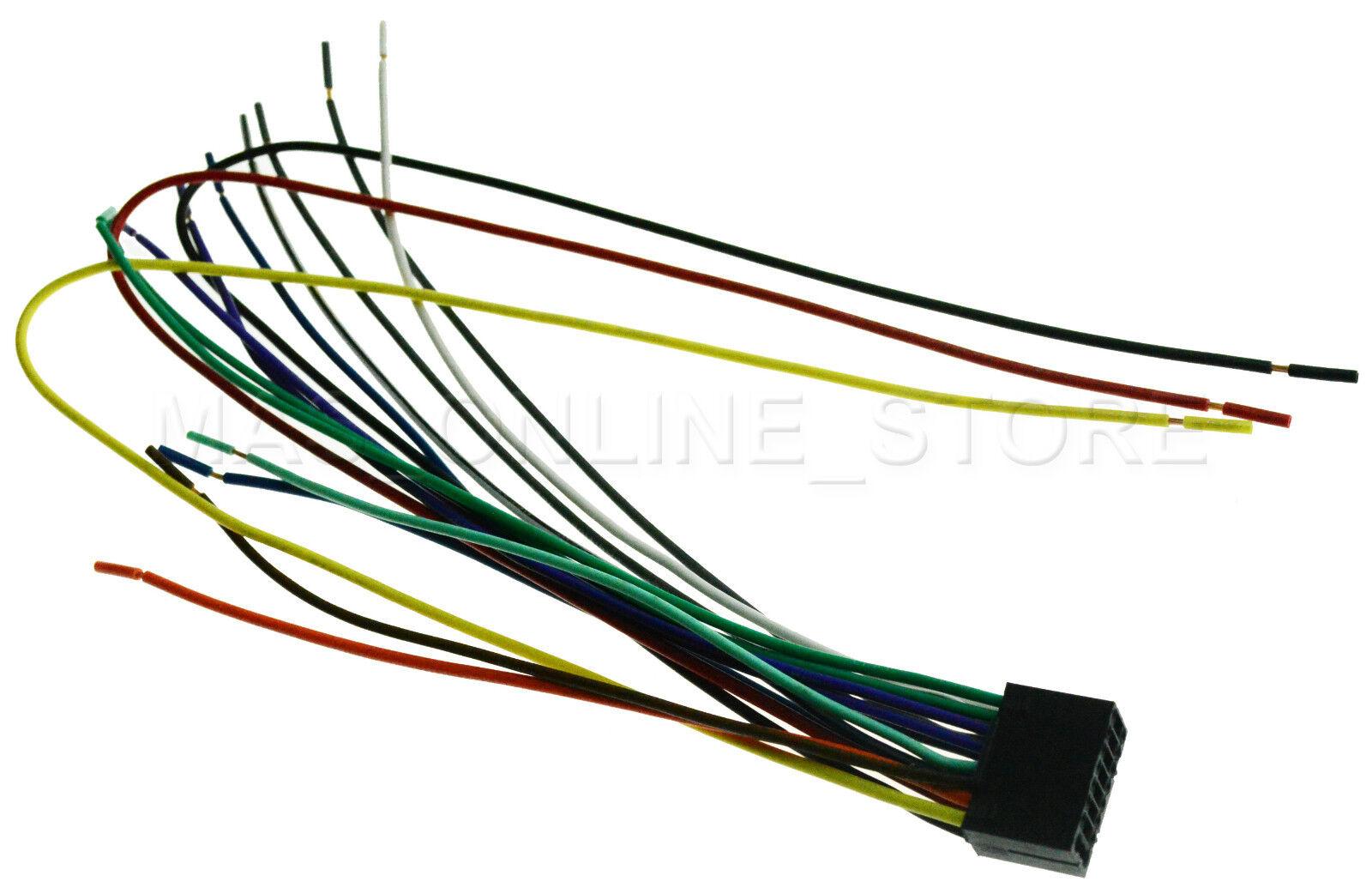wrg 7265 kenwood kdc 610u wiring harness. Black Bedroom Furniture Sets. Home Design Ideas