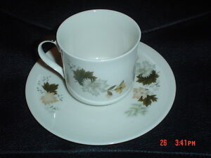 Royal-Doulton-WESTWOOD-Cup-And-Saucer
