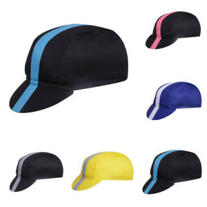 Bicycle Riding Cycling Sporting Cap Breathable Anti-UV Sunhat One Size DEN