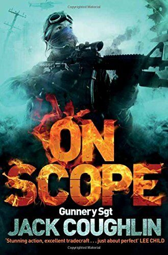1 of 1 - On Scope (Gunnery Sergeant Kyle Swanson Series),Jack Coughlin, Donald A. Davis