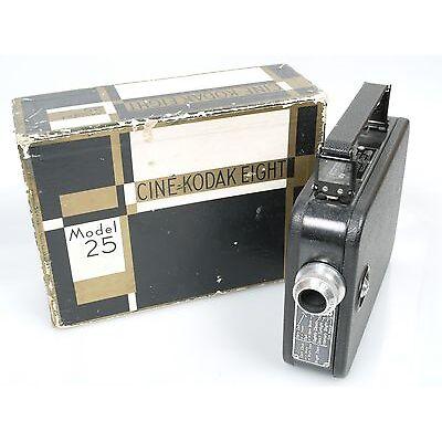 Kodak CINE - KODAK EIGHT Model 25 schön very nice condition mit Verpackung boxed