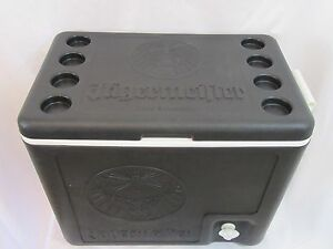 Jagermeister Cooler Ice Chest Holds 6 Bottles Shots Tap Dispenser